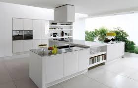 kitchen wonderful white kitchen design with smart furniture and full size of kitchen wonderful white kitchen design with smart furniture and glass wall wonderful
