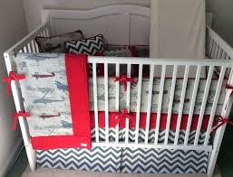 Vintage Aviator Crib Bedding Vintage Airplane Crib Bedding Set