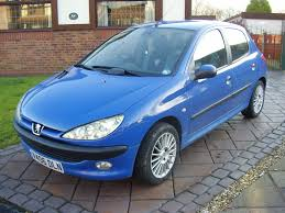 buy new peugeot 206 2006 peugeot 206 overview cargurus