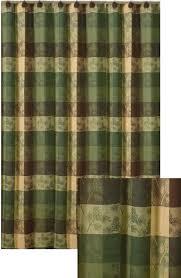 Bright Green Shower Curtain Bright Inspiration Brown And Green Shower Curtain