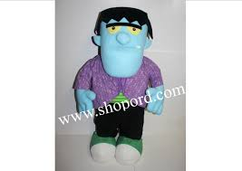 Hallmark Halloween Ornaments by Hallmark Halloween Large Frankenstein Plush Dh6348