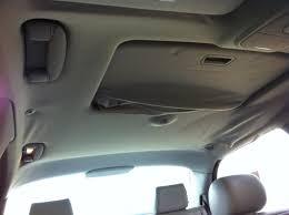 Interior Car Roof Liner Repair Headliner Sagging Houston Auto Headliner Sagging Repair