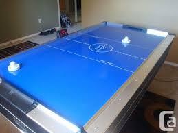 rhino air hockey table price rhino air hockey table like new port coquitlam for sale in