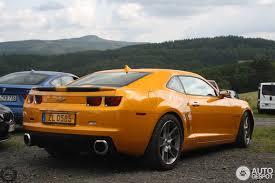 2014 orange camaro chevrolet camaro ss bumblebee 8 august 2014 autogespot