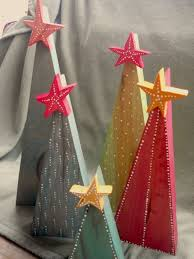 Wood Projects For Xmas Gifts by Best 25 Christmas Stars Ideas On Pinterest Paper Ornaments