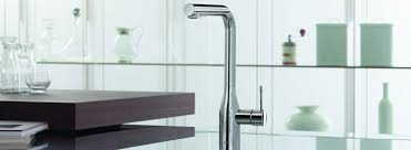 grohe essence kitchen faucet robinson lighting bath centre contemporary kitchen fixtures from