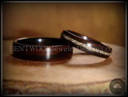 wooden wedding ring sets best 25 wood wedding rings ideas on wood wedding