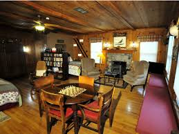 the game room at the brewster inn