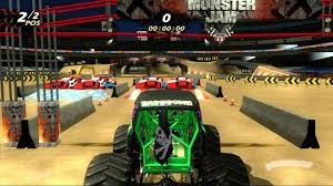 monster truck jams videos monster jam xbox 360 review any game