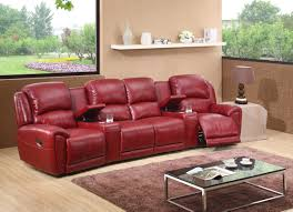 home theater seating loveseat recliner home theater seating amax leather