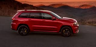 trackhawk jeep 2017 jeep grand cherokee trackhawk revealed australian arm keen