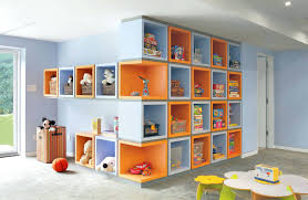 Diy Toy Storage Ideas Cool Bus Shape Kids Toy Storage Units Prefab Wood Cube Unitseasy
