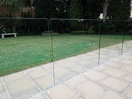 frameless glass stacking doors stunning frameless glass balustrade ggs frameless