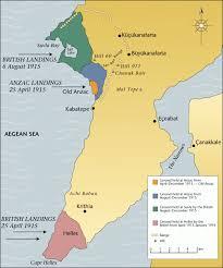 Map Of Workd Strategic Maps Of Gallipoli The Anzac Portal