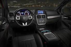 Dodge Journey Interior Space - a tribute to the american minivan 2015 dodge grand caravan