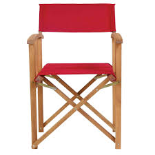 Directors Folding Chair Fsc Wooden Square Table With Pair Of Directors Chairs