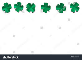royalty free emerald green paper clover shamrock u2026 383620474 stock