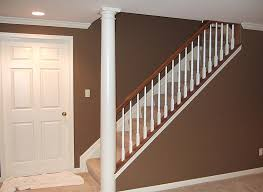ideas for finishing basement stairs basement gallery