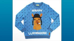 happy hanukkah sweater sweaters greetings the standard