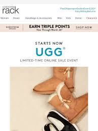 ugg sale event nordstrom rack the ugg event starts now milled