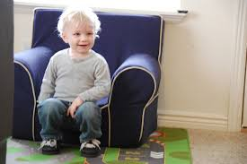 Pottery Barn Kids My First Chair New Pottery Barn Kids Anywhere Chair Cover Monogram Jackson Boy
