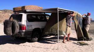 Arb Awning Price Eezi Awn Rec Vee Awning Panels Youtube
