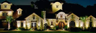 Landscape Lighting Plano Landscape Lighting Plano Tx Two Story Style Home At