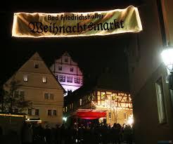 Wetter Bad Friedrichshall Weihnachtsmarkt Bad Friedrichshall 26 11 Stimme De