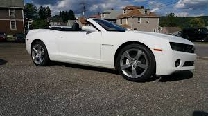 2012 camaro 2lt 2012 chevrolet camaro lt 2dr convertible w 2lt in johnstown pa