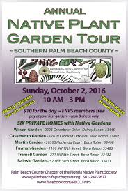 native plant society 2016 native plant garden tour u0026 photo contest palm beach