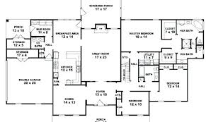 home interior design plans 1 story 5 bedroom house plans 2 story 5 bedroom house plans home