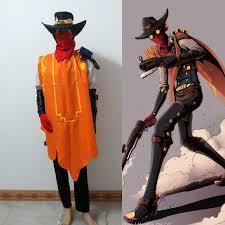Halloween Costumes Cowboy Aliexpress Buy Lol Virtuoso Khada Jhin Cosplay Costume