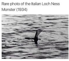 Loch Ness Monster Meme - a photo of an italian a loch ness monster giggles pinterest