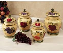 Yellow Canister Sets Kitchen Decorative Canister Sets Kitchen 100 Images Decorative