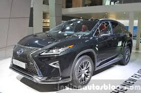 lexus hybrid sedan 2015 india lexus rx lexus es will arrive by h2 2016 as ckd