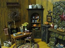 Primitive Kitchen Decorating Ideas 20 Best Primitive Kitchen Decor Images On Pinterest Primitive