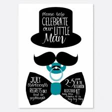 mustache baby shower invitations mustache baby shower invitations
