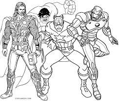 super hero squad coloring pages to print free coloring pages super heroes super heroes coloring pages for