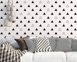 compare prices on mirror wall murals online shopping buy low triangle set patterned special designed wall decals home nursery bedroom sweet decor sweet vinyl wall murals