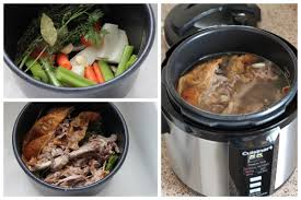 pressure cooker turkey stock pressure cooking today