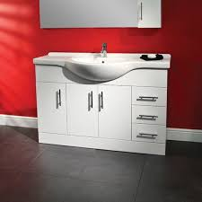 Fitted Bathroom Furniture White Gloss 58 Best Bathroom Furniture Images On Pinterest Vanity Units