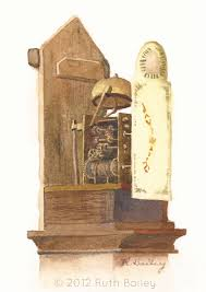 How To Transport A Grandfather Clock Grandfather Clock U2013 Ruth Bailey Artist