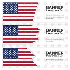 Us Flag Vector Free Download United States Of America Flag Banners Royalty Free Vector Clip Art