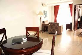 two bedrooms two bedroom deluxe suite travellers suites medan