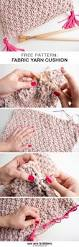 Knitted Cushions Free Patterns 65 Best Free Patterns Images On Pinterest Free Pattern The Blog