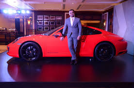 porsche carrera red 2017 porsche 911 carrera and turbo range launched in india