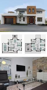 Streif Haus Modernes Einfamilienhaus Mit Garage Galerie Und Satteldach