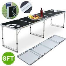 Custom Beer Pong Tables by 8ft Beer Pong Table Ebay