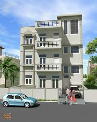 Triplex Home Plans June 2013 Apnaghar House Design