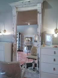 home salon decor pretty home hair salon ideas best images about beauty home salon